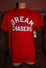 New Men's Ecko Unltd  Dream Chasers Red Three Star T Shirt Small