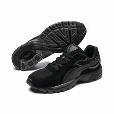 Puma Axis Plus SD Unisex Fitness Shoes Jogging Shoes Trainers 370286 Black