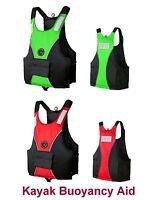 Aquarius Kayak PFD Buoyancy Aid Life Jacket Vest 40N-70N Watersports ISO-5 CE