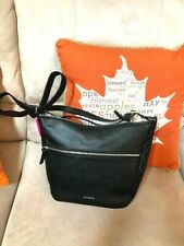 NEW VERA BRADLEY LEATHER SHOULDER BAG
