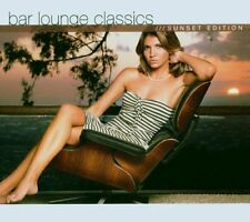 Bar lounge classics Sunset Edition 2cds Tosca nor ELLE