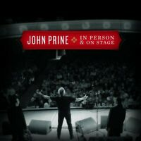 John Prine - In Person and On Stage [New CD] Digipack Packaging
