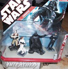 2006 STAR WARS. UNLEASHED BATTLE PACK. ATTACK TANTIVE IV. COMMANDERS.