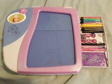 Barbie 2004 Color Design-a-Fashion Rubbing Plates Mix Match Set Tara Toy Talking