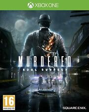 Xbox One Game MURDERED SOUL SUSPECT NEW