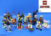 LEGO® Minifiguren 71019 / Sonder Serie Ninjago Movie /  Auswahl an Figuren