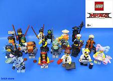 MINI FIGURINES LEGO 71019 / spécial série Ninjago Film / choix à figurines