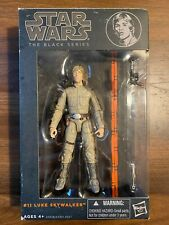 Luke Skywalker #11 Hasbro Star Wars The Black Series Action Figure