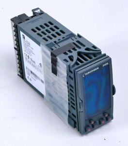 Eurotherm 2408 /CC /VH /XX /V5 /XX /XX /XX /XX/GER /XXXXXX/K/0/1200/C/XX NEU/OVP