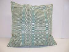 Decorative Pillow ~ Retro Geo ~ 14 X 14  **NEW**