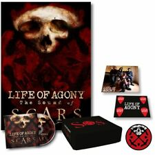 Life Of Agony - The sound of scars - Boxset - 2019 - original verpackt - Neuware