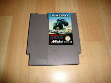 BIG FOOT BY ACCLAIM PARA LA NINTENDO NES PAL B SIN CAJA