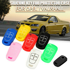 SILICONE KEY FOB COVER CASE FOR OPEL VAUXHALL CORSA D ASTRA VECTRA ZAFIRA NEW