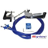 SYTEC TWIN DELLORTO CARBURETOR THROTTLE LINKAGE KIT DHLA TLK2/D