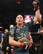 Georges St-Pierre UFC Unsigned 8x10 Photo