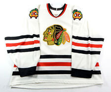 Chicago Blackhawks CCM / Makasa NHL Authentic Blank Replica Jersey Mens L