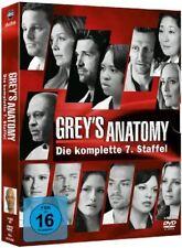 Grey's Anatomy - Die jungen Ärzte - Staffel 7 - DVD - *NEU*