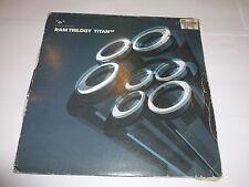 """Ram Trilogía-Titan Ep - 2000 Reino Unido 4-pista doble single vinilo 12"""""""