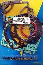 Top End Gasket Set Kawasaki KX250 KX 250 1990-1991 Mitaka