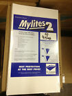 200 CGC Graded, E. Gerber Mylites 2 COMIC BOOK BAGS, 914M2, 2 Mil Thick