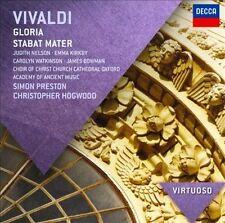 Vivaldi: Gloria; Stabat Mater (CD, Jan-2012, Decca)