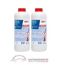 2x 1,5 Liter EUROLUB Kühlerfrostschutz D30 violett Konzentrat bis 1:2 verdünnbar
