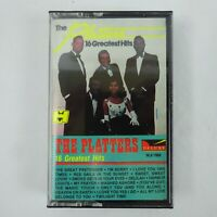 The Platters Cassette 16 Greatest Hits