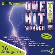 Ulli Wengers One Hit Wonder Vol. 12 - 2 CD NEU -
