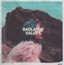 Badlands [Deluxe Edition] by Halsey (CD, Aug-2015, Virgin EMI (Universal UK))