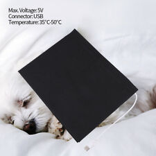 5V USB Electric Cloth Heater Pad Heating Element for Pet Belt Warmer HighQ IS