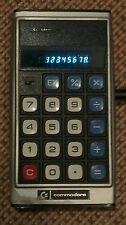 Commodore GL986R Taschenrechner aus den 70ern mit Netzstecker - selten