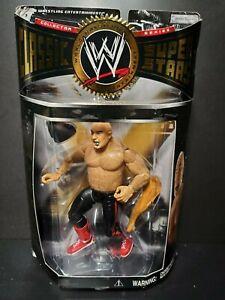 George The Animal Steele Real Hair Jakks Classic WWE Superstars Series 2