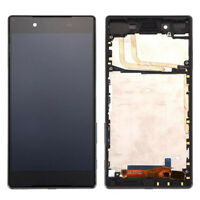 """For Sony Xperia Z5 5.2"""" E6603 E6653 LCD Touch Screen Digitizer Replacement Frame"""