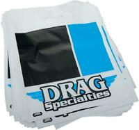 DRAG SPECIALTIES SHOPPING BAG D/S 2ML 100P 9904-0932