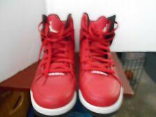 MEN'S SIZE 13 AIR JORDAN SC1 SHOES IN RARE COLOR OF RED
