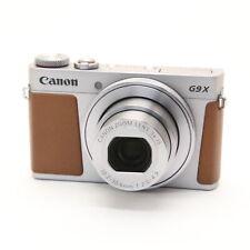 Canon PowerShot G9X Mark II Silver #151