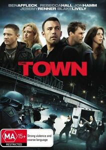 The Town : Ben Affleck : NEW DVD