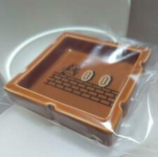 Super Mario Ashtray Accessory Case Pottery Character Item Video Game Japan