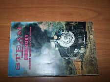 STEAM PASSENGER SERVICE DIRRECTORY INCLUDING ELECTRIC LINES & MUSEUMS 1982