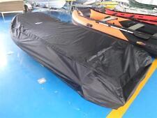 Schlauchbootplane Abdeckplane Persenning für 4,20m in Grau!!