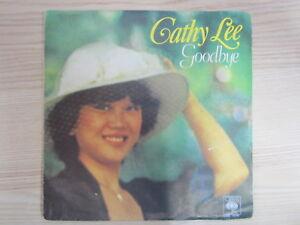 Single /   Cathy Lee – Goodbye / PROMO / MUSTER / RAR / 1979 /