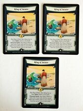 Ring of Water (3) L5R Legend of the Five Rings CCG Diamond Edition DE