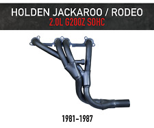 Headers / Extractors for Holden Jackaroo & Rodeo KB 2.0L (1981-1987)
