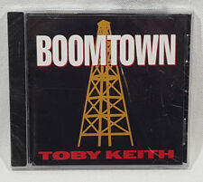 Boomtown by Toby Keith (CD, Mar-2003, PolyGram)