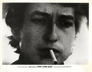 DON'T LOOK BACK (1967) Set of 8 vintage orignal 8x10s from Bob Dylan documentary