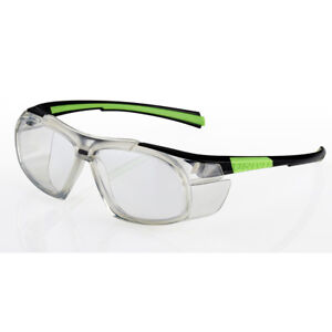 Univet 555 Safety Specs Clear Lens Work Glasses Anti Scratch Fog (555.03.00.00)