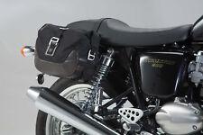 sw motech Legend marcha Alforja Kit para TRIUMPH BONNEVILLE SE/ Thruxton 900