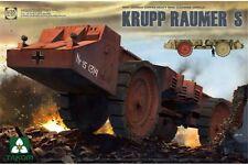 Takom TAKO2053 1/35 Krupp Raumer S WWII German Super Heavy Mine Clearing Vehicle
