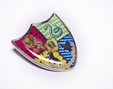 Harry Potter Hogwarts inspired  Shield Pin Badge