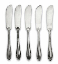 5 Oneida Community Sheraton Master Butter Knives 6 1/8